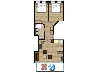Comfort Suite - Suitenhotel Idyll Heckenrose