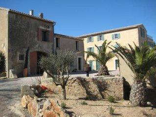 Ferienwohnung St Pierre sur Mer fur 2 Personen mit 1 Schlafzimmer - Ferienwohnun