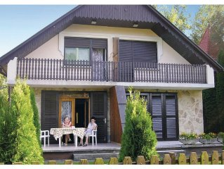 2 bedroom accommodation in Balatonbereny