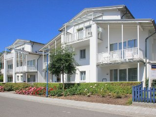 Just 300 meters to the beach! Magnificent apartment in a quiet location. Indoor