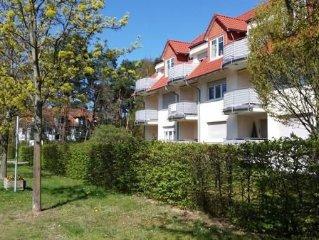 Ferienwohnung Bad Saarow für 2 - 3 Personen mit 1 Schlafzimmer - Ferienwohnung i