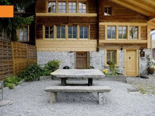House Bönigen b. Interlaken for 6 persons with 1 bedroom - Holiday home