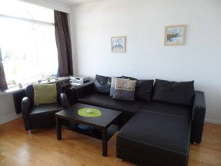 192 - beach-front apartment with sea views - 192 - 3 room apartment - Holiday P