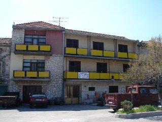 00310TISN A2(4+1) - Tisno, Insel Murter, Kroatien