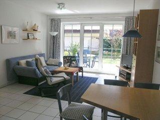 3-Raum-Ferienhaus Claudia bis 4 Pers. - Ferienhaus Claudia F 835