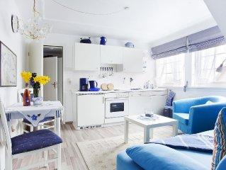 Wohnung für 1-2 Personen - Gästehaus Rüm Hart - Detlef Martensen