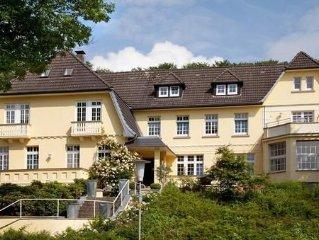 Ferienwohnung Bad Pyrmont für 2 - 3 Personen mit 1 Schlafzimmer - Ferienwohnung