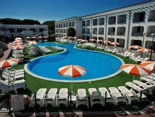 Ferienwohnung Lido di Spina für 1 - 4 Personen mit 1 Schlafzimmer - Ferienwohnun