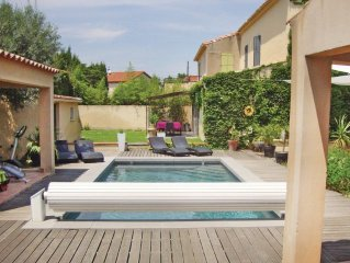4 bedroom accommodation in Narbonne