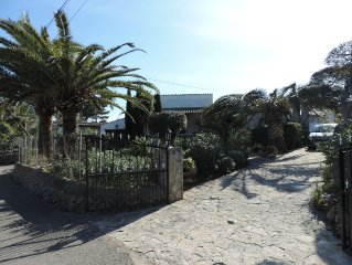 Kleines aber feines Ferienhaus mit Pool - Casa Ibiza