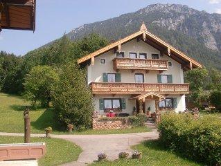 Ferienwohnung Edelweiss - Hutzenauerhof