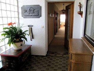 Ferienwohnung mit ca. 97qm, 2 Schlafzimmer, fur maximal 3 Personen