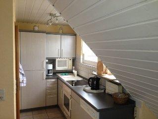 Ferienwohnung Wilma Comfort (G), 75qm, 1 Schlafzimmer, max. 3 Personen