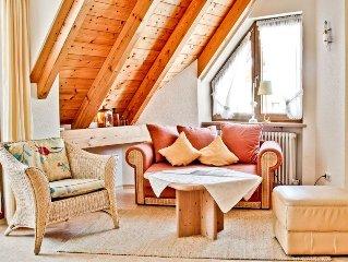Ferienwohnung mit 28 qm, 1 Wohn-/Schlafraum für maximal 3 Personen