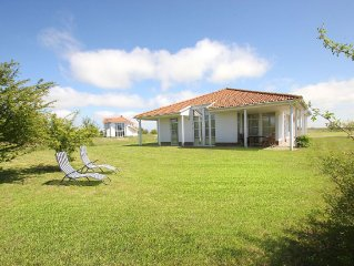 Nice holiday house with large garden in a peaceful and natural location