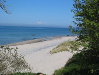 Beautiful apartment directly at the famous Cape Arkona