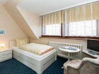 Einzelzimmer Nr. 4 - Pension Haus Christine