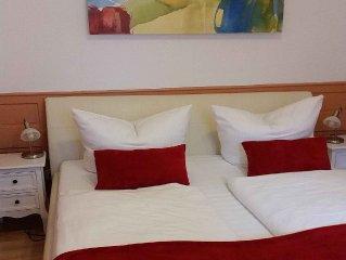 Ferienwohnung 10, 30qm, 1 Schlafzimmer, 1 Wohn-/Schlafzimmer, max. 3 Personen