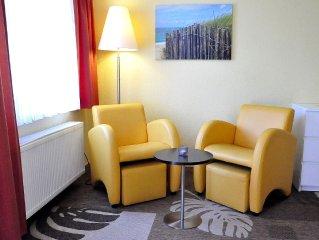 2-Raum-Apartment L.-Kl. - Apartments mit Terrasse zw. Rostock und Warnemünde A 1