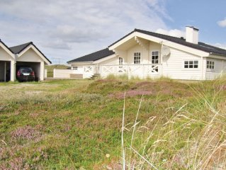 4 bedroom accommodation in Hvide Sande