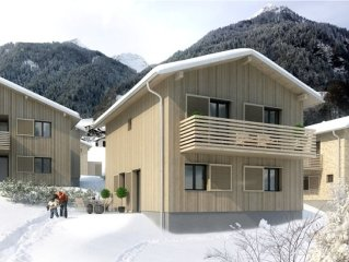 ALPINE (B) floor 2 BR - Chalet resort Montafon