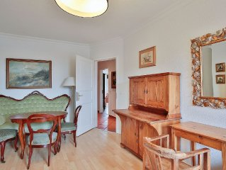 Josephine (Dr.-Julius Liver Road 15; 3. OG with elevator) - Apartments on Holst