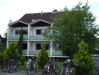 Ferienwohnung - Ferienwohnung inklusive Strandkorb Gabriele Schween