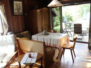 Ferienwohnung Schwarzwaldmühle mit ca. 35qm, 1 Schlafzimmer, für maximal 4 Pers