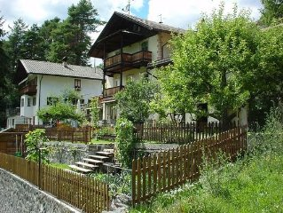 Vacation home Seis am Schlern (Siusi) for 2 - 4 persons with 2 bedrooms - Holid