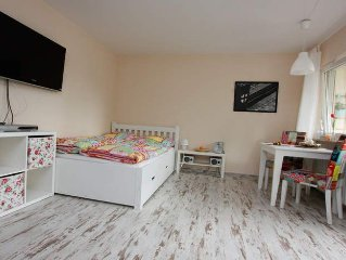 Apartment Enjoy, 33 m², 1 living room/bedroom, max. 3 people