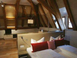 Apartment No. 12, 72qm, 1 Schlafzimmer, 1 Wohn-/Schlafraum, max. 4 Personen
