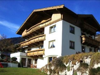 Vacation home Brixen im Thale for 2 - 4 persons with 1 bedroom - Holiday apartm