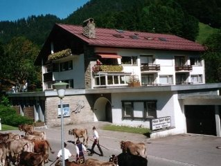 Apartment Oberstdorf for 2 - 4 people with 1 bedroom - Holiday