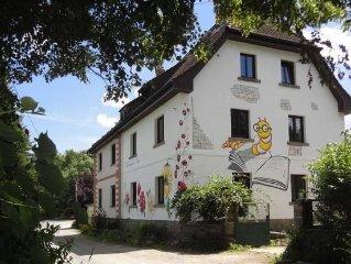 Ferienwohnung Kirchenlamitz fur 2 - 4 Personen mit 1 Schlafzimmer - Ferienwohnun