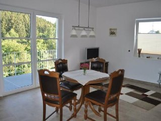 Apartment Schmallenberg for 2 - 4 people with 1 bedroom - Holiday