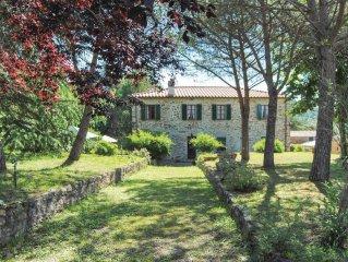 10 bedroom accommodation in Civitella Val di C. AR