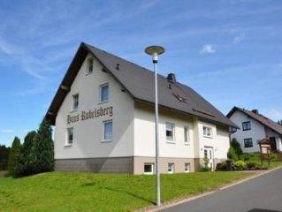 Ferienwohnung Vesser fur 2 Personen mit 1 Schlafzimmer - Ferienwohnung in Ein- o