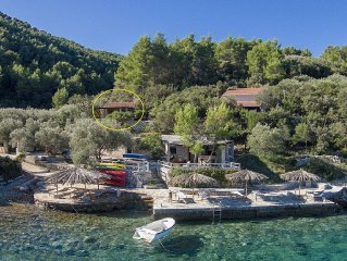 A1214VLUK H(6) - Bucht Picena (Vela Luka), Insel Korcula, Kroatien