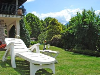 Holiday apartment Casa Veronica with big garden – only about 5 minutes walk fro
