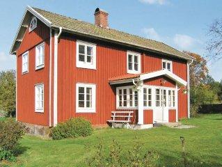 4 bedroom accommodation in Urshult