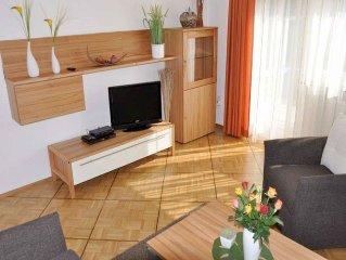 Ferienwohnung Bodensee, 63 qm, 2 Schlafzimmer, max. 3 Personen
