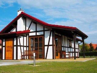 Ferienhaus Sarbinowo fur 1 - 6 Personen mit 2 Schlafzimmern - Ferienhaus