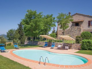 4 bedroom accommodation in Radicondoli SI