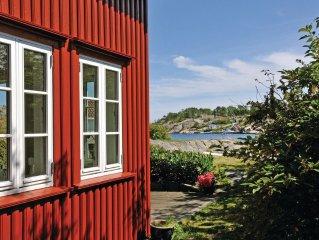 3 bedroom accommodation in Flekkeroy