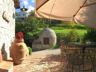Castellina Marittima Podere Le Fontacce - House for 6 people in Castellina Mari