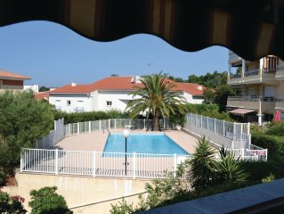 1 bedroom accommodation in St Raphael