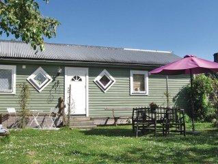 1 bedroom accommodation in Klintehamn