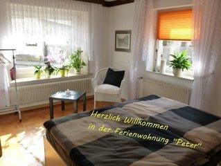 Ferienwohnung - Ferienappartement Peter