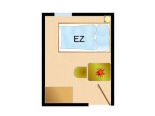 Einzelzimmer 2 ohne Fruhstuck - Haus Scheel