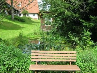 Holiday Friesenried for 2 - 4 persons with 2 bedrooms - farmhouse